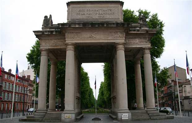 Monumento a los caidos François Verdier