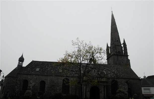 Chiesa di de Saint Cornely a Carnac