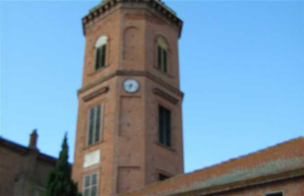 Eglise de Mazères