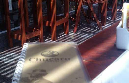 Le restaurant Chucaro