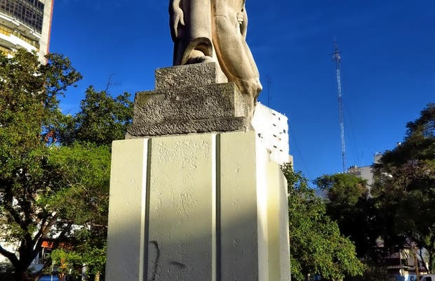 Monumento a Los Caidos Por la Patria