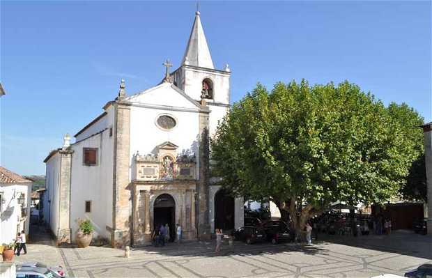 Eglise de Sainte Marie de Obidos