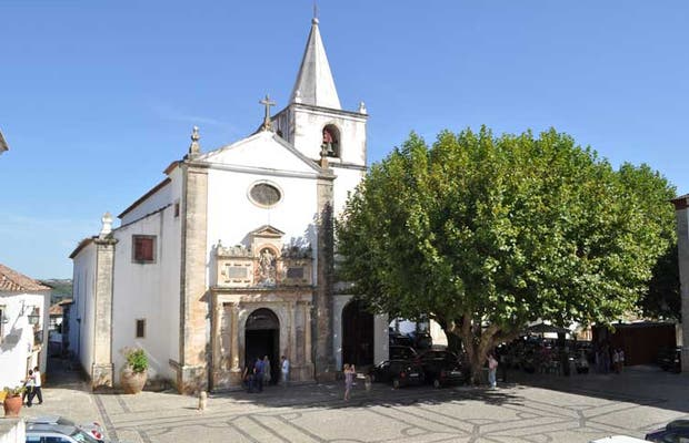 Iglesia de Santa Maria de Óbidos