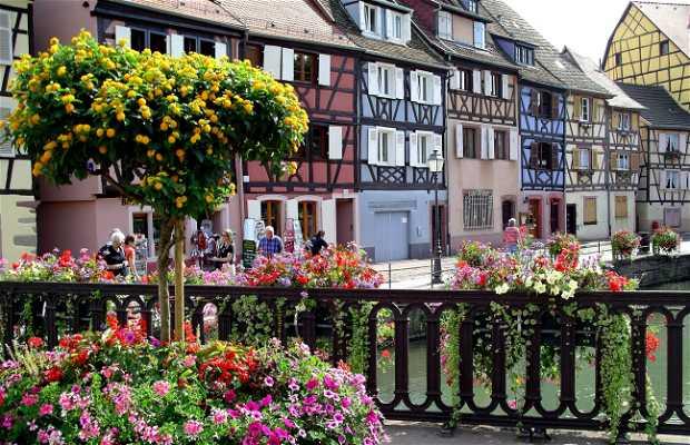 Centro Histórico de Colmar
