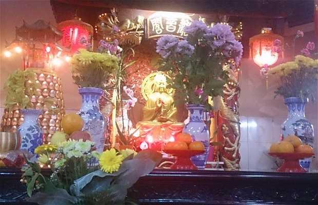 Temple bouddhiste du 13e
