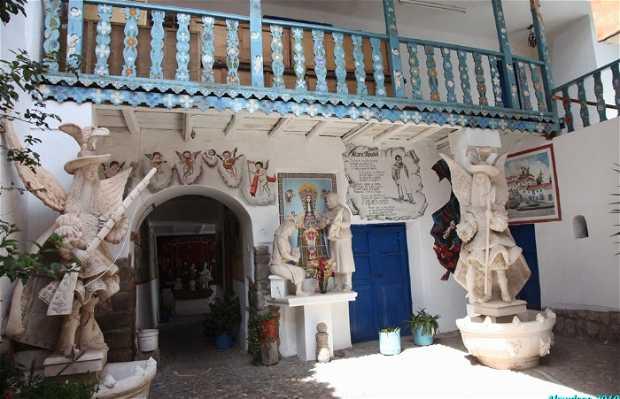 Hilario Mendívil workshop museum