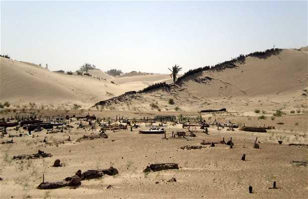Cemetery Beduín