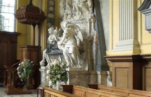 Blenheime Palace Chapel
