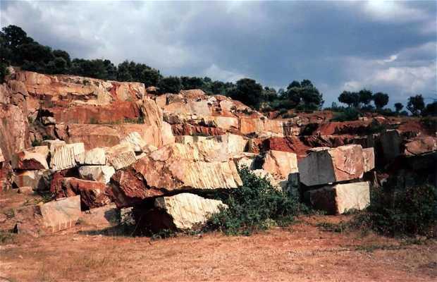Antigua Mina de Marmol