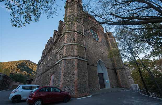 Iglesia Parroquial de Sant Joan de les Fonts
