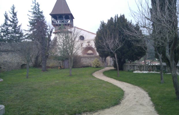 Château de Saint-Paul-en-Cornillon