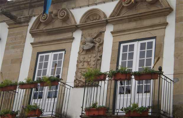 Paço do Alvariño/Casa de Curro