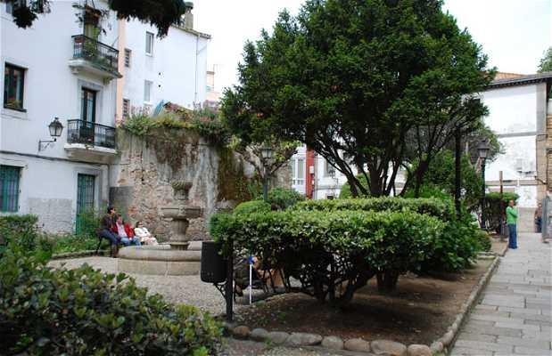 Praciña de Santa Bárbara