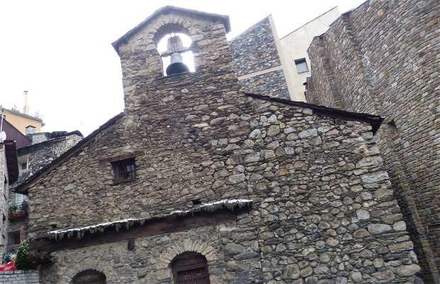 Capilla Sant Miquel de la Mosquera