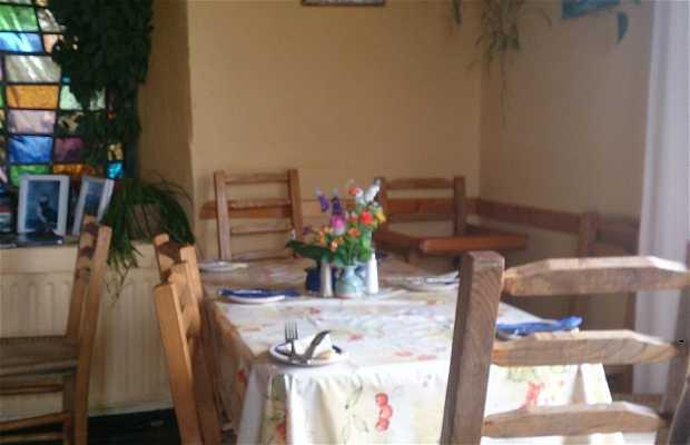 Stone Cutters Kitchen