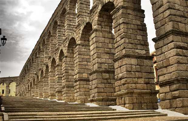 Aqueduc de Segovie