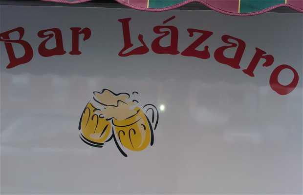 Bar Lázaro