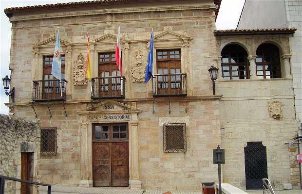 Palacio de la familia Corro (Ayuntamiento)