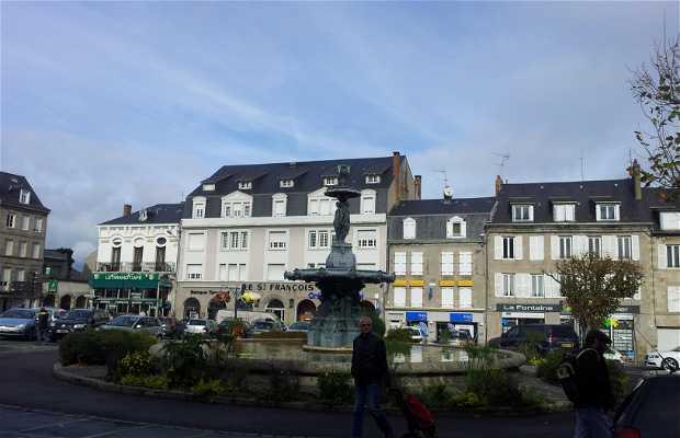Mercado de Guéret