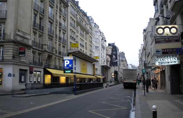 Rue de Passy