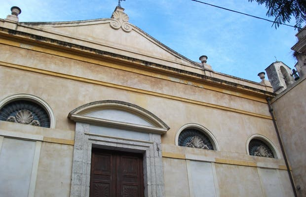 Iglesia del Santo Sepolcro