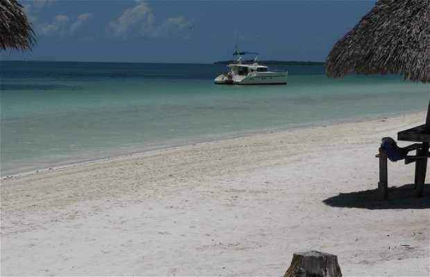 Ilha de Cayo Blanco
