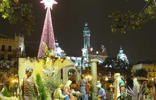 Belen Plaza del Ayuntamiento