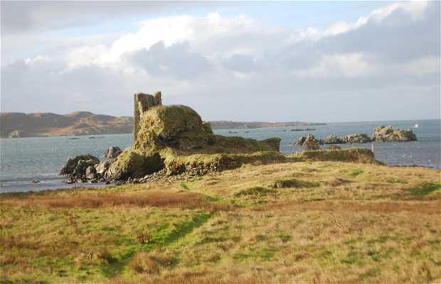 Castillo de Dunyvaig