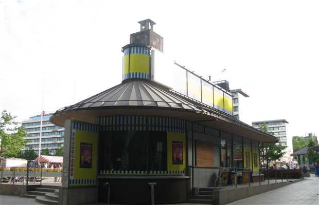 Vaasa Market Square