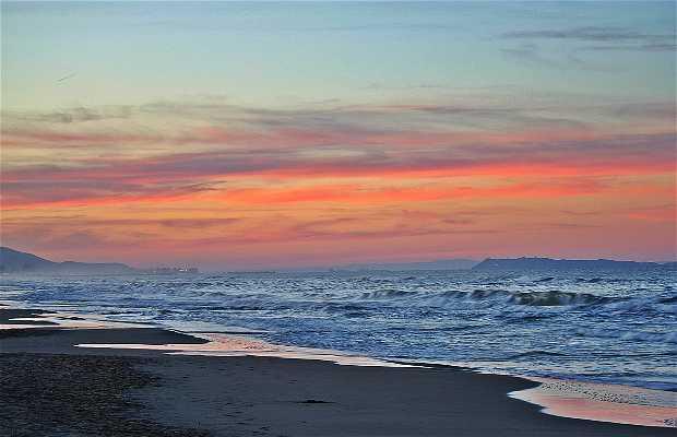 Rabdells beach