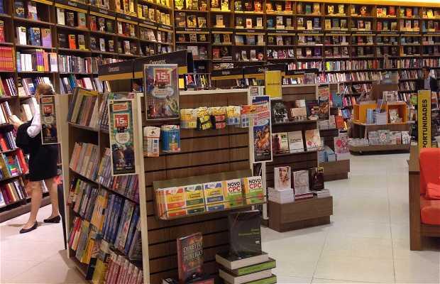 No Brasil existem 3.481 livrarias. Na foto, a Saraiva, do Norte Shopping  Foto
