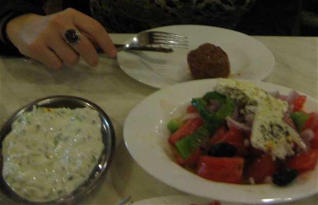 Restaurante Scholarhio