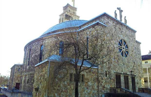 Iglesia del Sagrado Corazón de Jesús en Pforzheim