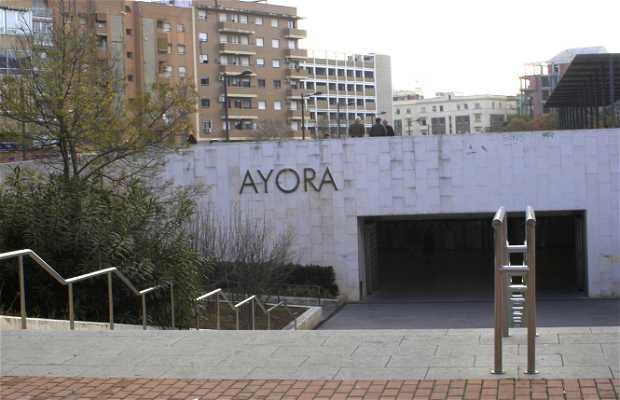 Estación de metro de Ayora