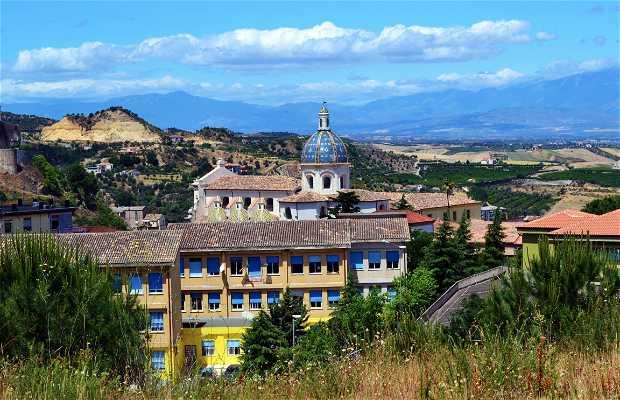 Borgo antico di Corigliano Calabro