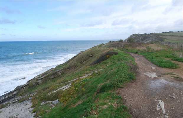 Sentier du littoral Hendaye -Saint Jean de Luz