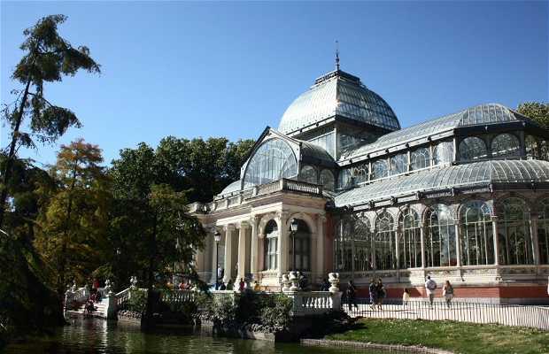 Palais de Cristal du Retiro