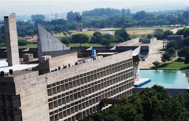 Chandigarh: Le Corbusier en India