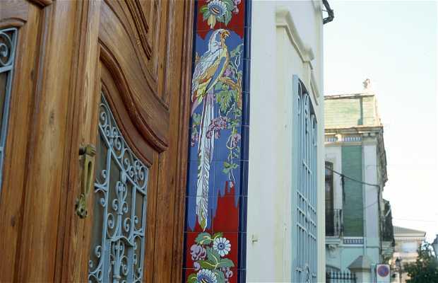 Centro histórico de Manises