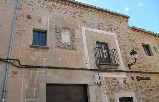Palacio del Marqués de Monroy