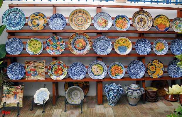O Galo e a Cerâmica Portuguesa