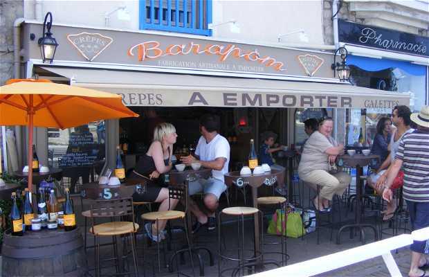 Restaurante Le Barapom