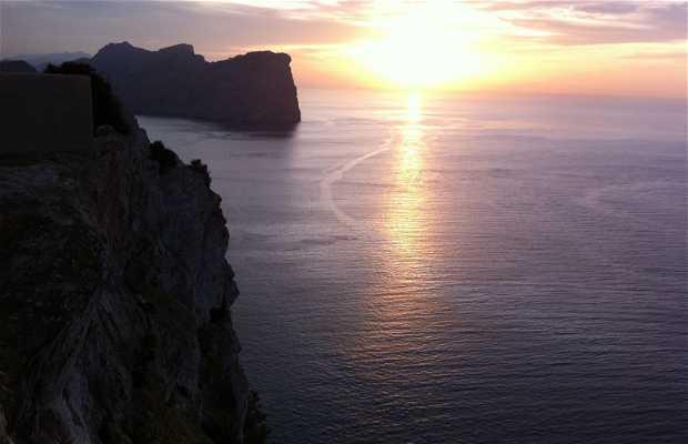 Puesta De Sol Desde el Faro de Formentor