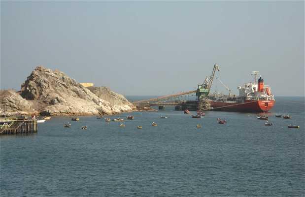 Chañaral Port