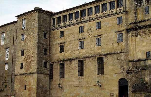 Palais de Xelmírez
