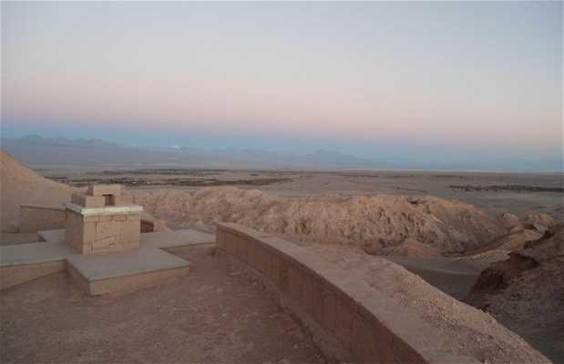 Mirador Valle de la Muerte