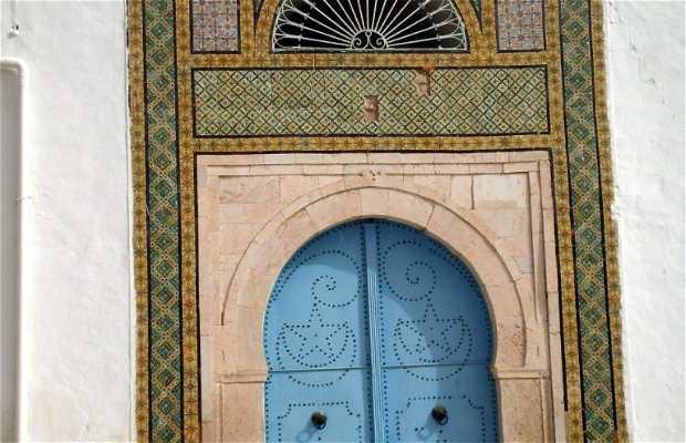 Le Bardo Mosque