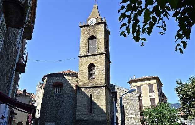 Iglesia Parroquial de Santa Lucia de Tallano