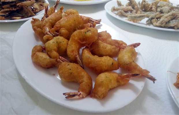 Marisquería Restaurante La Gamba Dorada