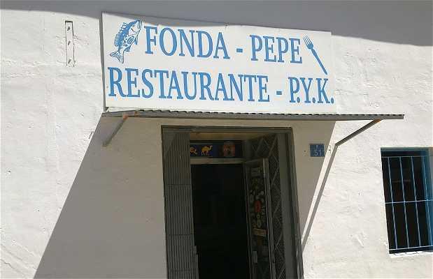 Restaurante Fonda Pepe